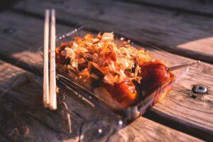 Jual bahan tepung takoyaki di Jogja